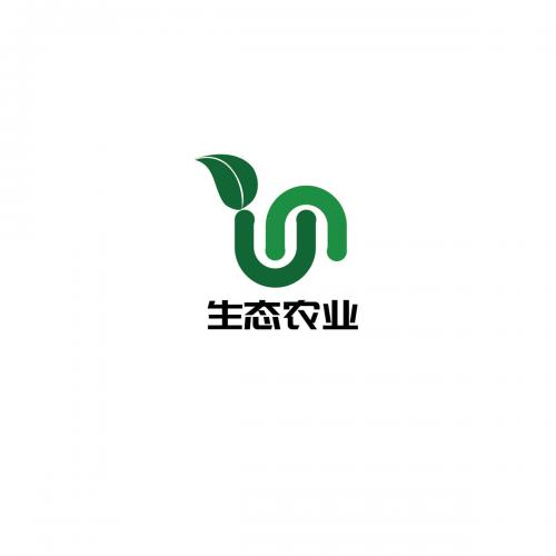 生态农业logo设计