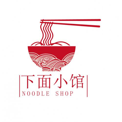 餐饮行业logo面馆