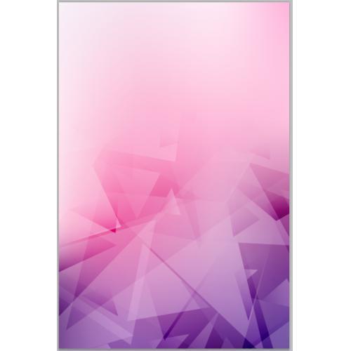水晶晶格化浪漫背景