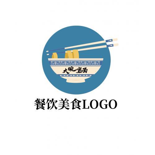 面食店/面馆logo标志