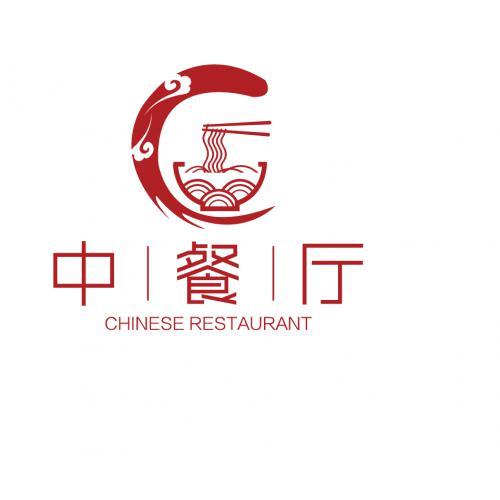 中餐厅logo标志