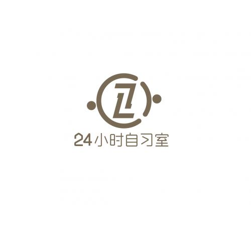 企业教育24小时自习室logo