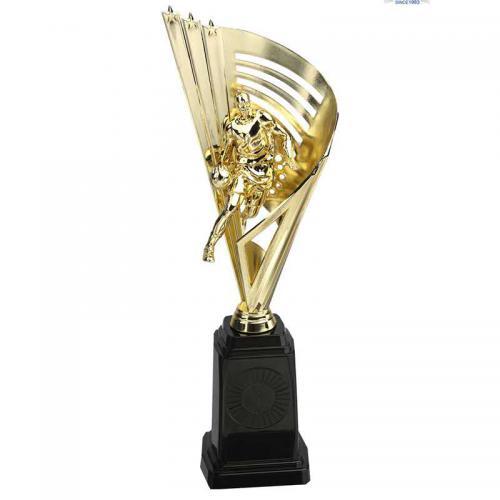SL025(男/女)蓝球金属奖杯