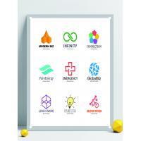 logo图标象征性标志矢量logo广告设计师从业人员必备的