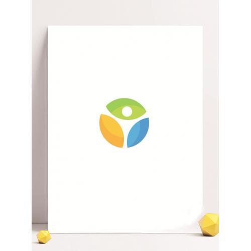 球形logo设计图标标志矢量logo广告设计师从业人员必备的...