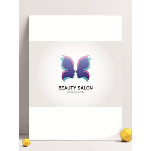 创意蝴蝶logo