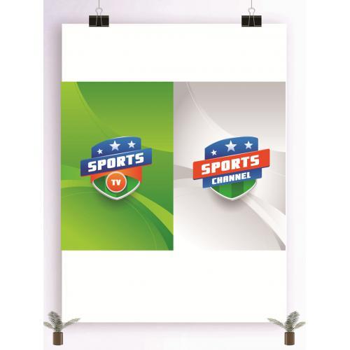 标志设计图标标志矢量logo广告设计师从业人员必备的