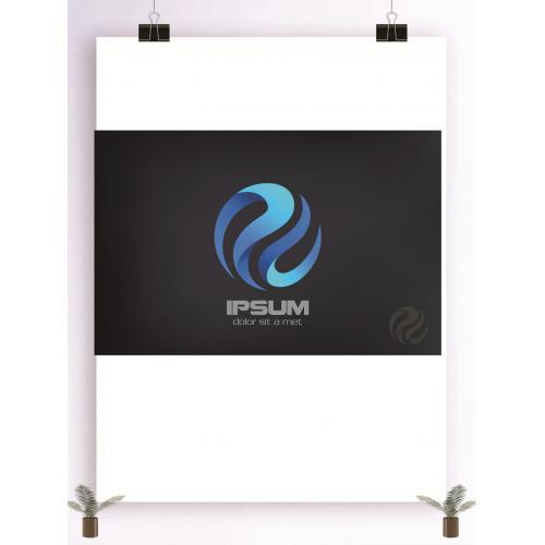 球形logo设计图标标志矢量logo广告设计师从业人员必备的
